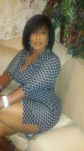 Sexy Mature Black Woman