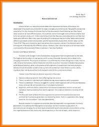 Science Experiment Report Template Formal Lab Example Sample