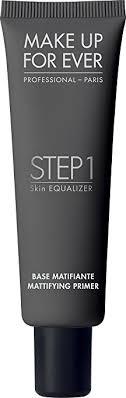 makeup forever. make up for ever step 1 skin equalizer (1 mattifying primer) makeup forever