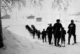 ussr russia world war ii winter war photos business insider russia soviet union winter war ski patrol snow frozen iers
