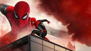 Spider Man Far Fromhome tom holland ...