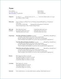 Microsoft Word Resume Builder Artemushka Com
