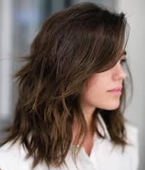 80 Sensational Medium Length Haircuts For Thick Hair Rapunzel