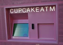 Cupcake Vending Machine Nyc Locations Awesome How To Buy A Sprinkles ATM Cupcake Eater Vegas