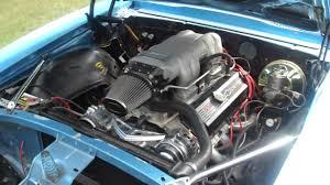 1967 Pontiac Firebird with Ramjet 502 Crate Motor - YouTube