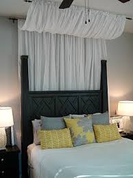 Great Bed Canopy Curtains and Tuesdays Tips Use Curtainsrods For Bed  Canopies Design