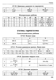 Ответы к тестам по физике класс Громцева  5