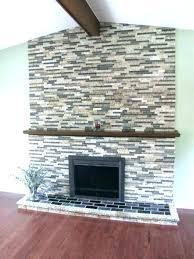 stone veneer over brick fireplace stone veneer over brick fireplace stone veneer over brick fireplace s