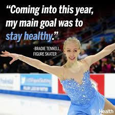 Inspirational Quotes From Olympic Athletes Health