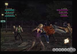 Beatdown fist through vengeance walk