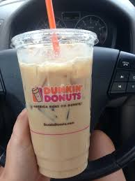 how many calories in dunkin donuts iced coffee coffee addict donuts iced coffee