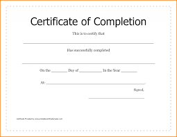 Certificate Certificate Of Completion Form Substantial Alberta