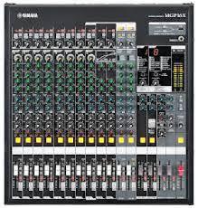 yamaha mixer. yamaha analog mixer