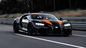 A leggyorsabb autó azonban a thrust ssc, amely egy szuperszonikus autó. What Is The Fastest Car In The World Carbuyer