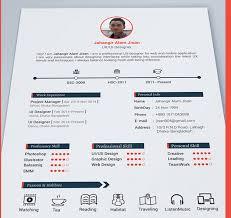 Best Resume Template Free Amazing Photoshop Resume Template Free Best Of Shop Resume Templates From