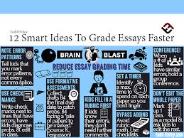 smart ideas to grade essays fastely and easily teachthought 12 smart ideas to grade essays faster