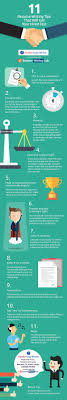 the world s catalog of ideas 11 resume writing tips that will get you hired fast infographic