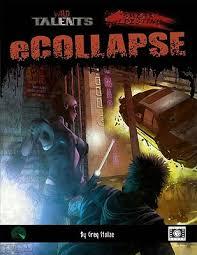 Ecollapse by Benjamin Baugh