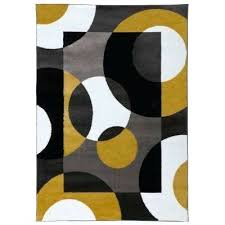 modern circles gray yellow area rug rugs contemporary furniture warehouse n rug mustard yellow area rugs ideas contemporary