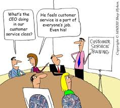 Define Customer Service Customer Service From The C Suite To The Mail Room