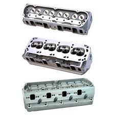 Z304 Head Flow Chart Ford Performance Parts Z Head Aluminum Assembled Cylinder Heads M 6049 Z304d