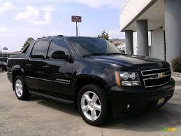 2007 Black Chevrolet Avalanche LTZ #15198335 Photo #3 | GTCarLot ...
