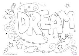 Print word coloring pages for free and color our word coloring! Word Art Colouring Pages