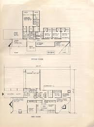 Small Picture Interesting Mid Century Modern Floor Plans House National Plan