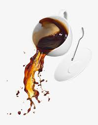 coffee spill png. Exellent Spill Spilled Coffee Spilled Coffee Knocked Over PNG Image And Clipart For Coffee Spill Png E