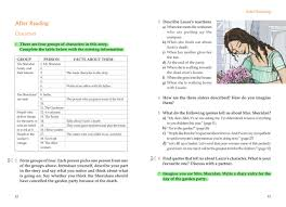 to write improving writing skills using graded readers writing practice activities 1 and 7 in the garden party by katherine mansfield