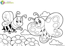 Kleurplaten Vlinders 26 Gratis Kleurplaten Voor Kinderen Idee