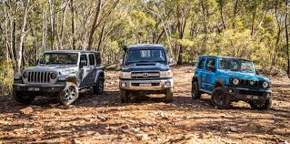 Jeep Wrangler Model Comparison Chart Jeep Comparisons Review Specification Price Caradvice