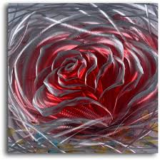 iron rose graphic art plaque sheet metal wallmetal  on metal paintings wall art with the 133 best metal art images on pinterest metal art sculptures