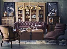 Masculine Man Cave Decor Design Ideas