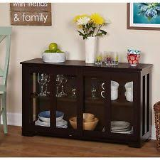 hutch furniture dining room. glass front cabinet china hutch display storage shelves dining room furniture e