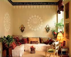 Moroccan Inspired Seating.