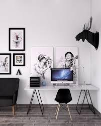 black white home office 10 original best home office designs gallery black and white home office