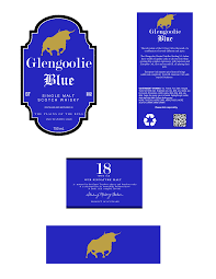 Glengoolie Blue D Galleries and Blue