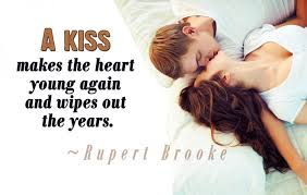 Kiss Quotes Stunning Cute Kissing Quotes With Lovely Pictures
