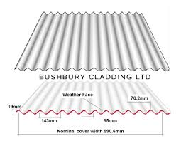 bushbury cladding ltd offer a free cutting service for our roofing sheets allowing us to supply materials designed to completely meet your requirements