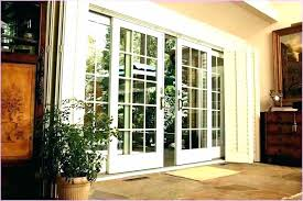 cost of sliding glass doors big patio oversized french