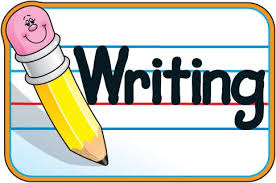 Image result for clipart writing