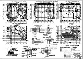 Дипломная работа ПГС Общественного здания Россия Беларусь в г  4 Планы узлы