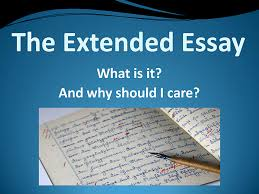 extended essays summer sturgis soundings magazine ee and why should i care