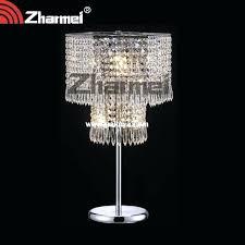 mini chandelier table lamp crystal chandelier table lamp delightful lamps regarding decor 9 tadpoles mini chandelier