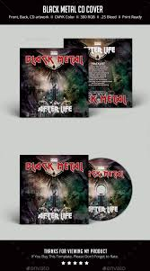 This Is A Cd Cover Template This Template Download Contains 4