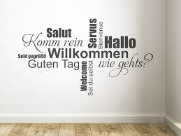 Wandtattoos In Deutsch Englisch Sprüche In Beiden Sprachen
