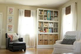 Living Room Bookcases Built In Built In Bookshelves A The Macs