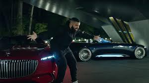 Gallery of 45 high resolution images and press release information. Drake Drives Dazzling Maybach Concept In Laugh Now Cry Later Video Robb Report