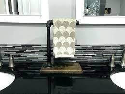 hand towel holder brushed nickel. Brushed Nickel Hand Towel Holder Stand Like This Item  Satin